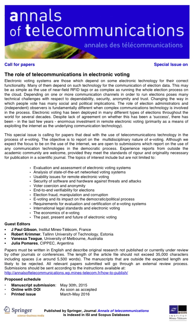 phd telecommunications thesis The graduate program in telecommunications engineering provides intensive leading to the m s and a phd degree in both a thesis and a.